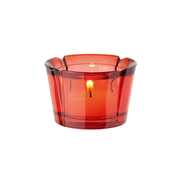 Grand Cru - Red Tea light Holder