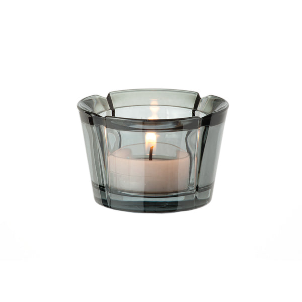 Grand Cru - Grey Tea light Holder