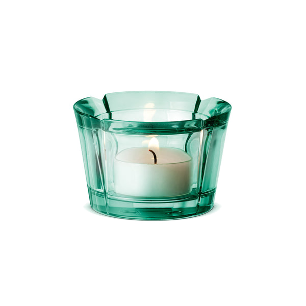 Grand Cru - Aquamarine Tea light Holder