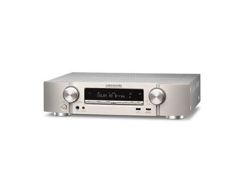 Marantz NR1508 Ultra-Slim AV Receiver with HEOS
