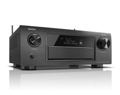 Denon AVR-X6300H AV Receiver with HEOS Integration