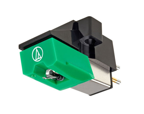 Audio Technica AT95E/BL Mid Range Moving Magnet Cartridge