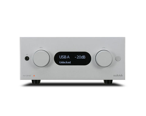 Audiolab M-One Integrated Amplifier