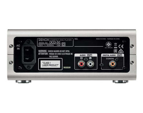 Denon DCD-50 CD Player