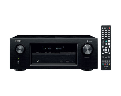 DENON AVR-X2400H AV Receiver With HEOS
