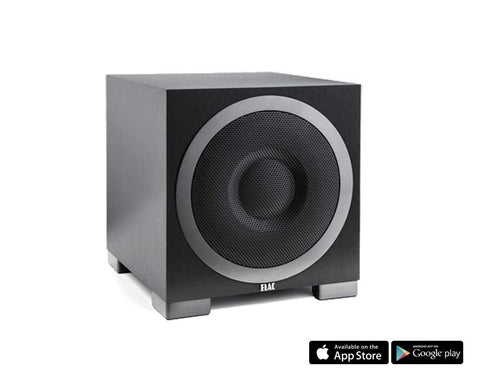 Elac Debut S10EQ Powered Subwoofer