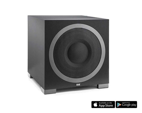 Elac Debut S12EQ Powered Subwoofer