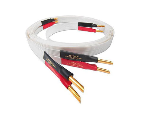 Nordost White Lightning Speaker Cable - 2m Pair