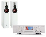 Musical Fidelity M6 Encore 225 Music System & Dali Rubicon 5 Speakers