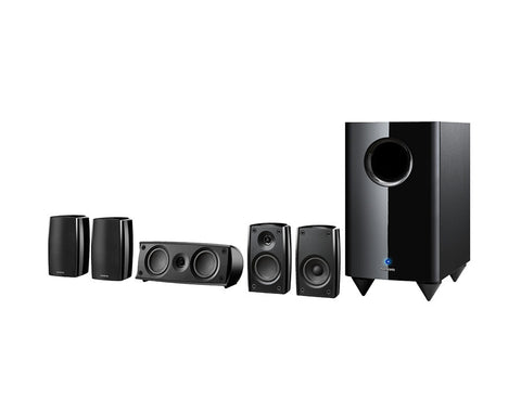 Onkyo SKS-HT648 - 5.1 Compact Speaker System