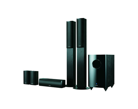 Onkyo SKS-HT728 - 5.1 Channel Home Theatre Speaker System