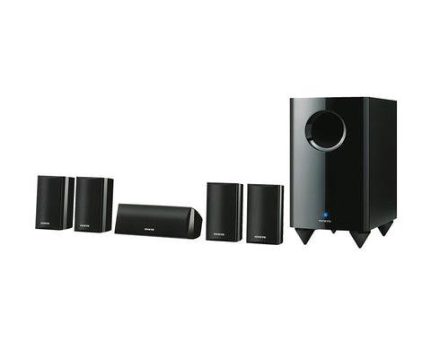 Onkyo SKS-HT528 - 5.1 Channel Home Theatre Speaker System