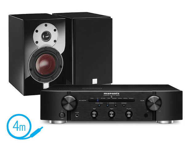 Marantz PM6006 & Dali Menuet Speakers