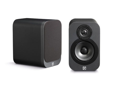 Q Acoustics 3010 Bookshelf Speakers