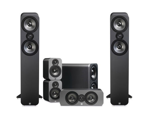 Q Acoustics Q3050 - 5.1 Speaker Package