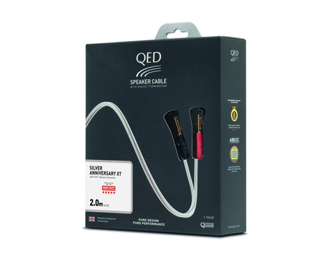 QED XT40 Speaker Cable - Terminated