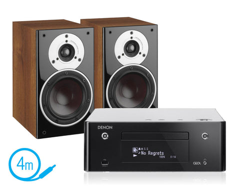 Denon CEOL N9 & Dali Zensor 1 Speakers
