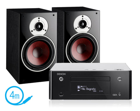 Denon CEOL N9 & Dali Zensor 3 Speakers