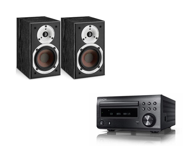 Hi-Fi Packages - DENON D-M41 DAB & Dali Spektor 1 Speakers