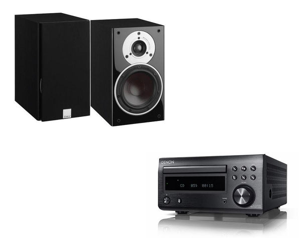 Hi-Fi Packages - DENON D-M41 DAB & Dali Zensor 1 Speakers