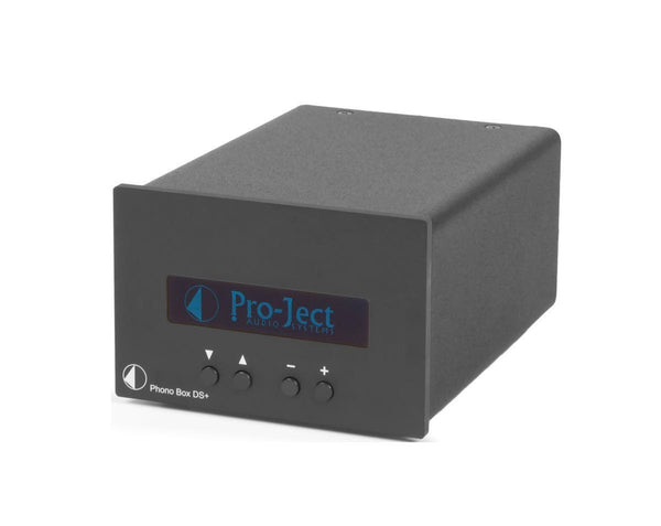 Hi-Fi Separates - Pro-ject Phono Box DS+ Phonostage