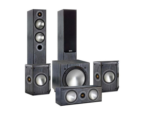 Home Cinema - Monitor Audio Bronze 5 - 5.1 Speaker Package