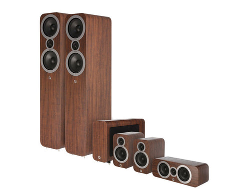 Q Acoustics Q3050i 5.1 Home Cinema Speaker Package