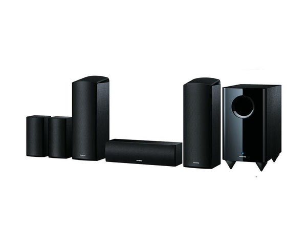 Home Cinema Speakers - Onkyo SKS-HT588 - 5.1.2 Atmos Home Cinema Speaker System