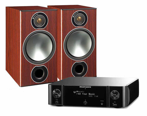 Marantz MCR511 & Monitor Audio Bronze 2 Speakers