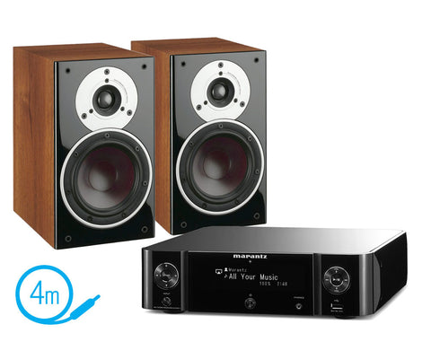 Marantz MCR511 & Dali Zensor 1 Speakers