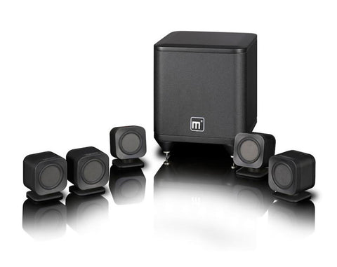 Mission M3 (M-Cube) 5.1 Home Cinema Pack