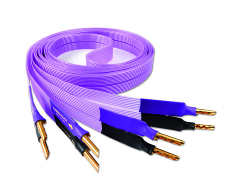 Nordost Purple Flare Speaker Cable - 2m Pair