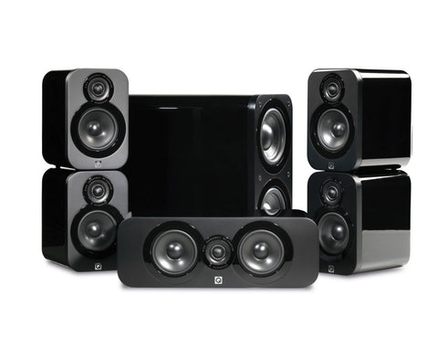 Q Acoustics 3000 Series 5.1 Cinema Pack