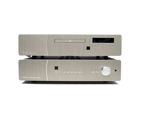 Roksan K3 CD Player & Integrated Amplifier