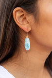 Solage Earrings - Larimar