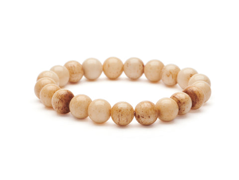 Napa Bracelet - Natural Bone Small