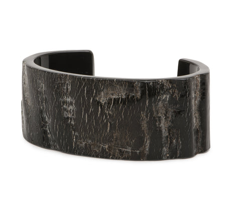 Rough Horn Cuff 30mm