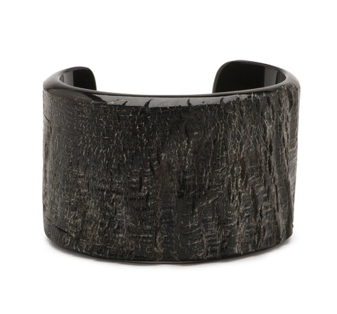 Rough Horn Cuff 50mm
