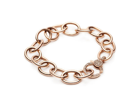 Madison Avenue Bracelet - 14k Rose Gold