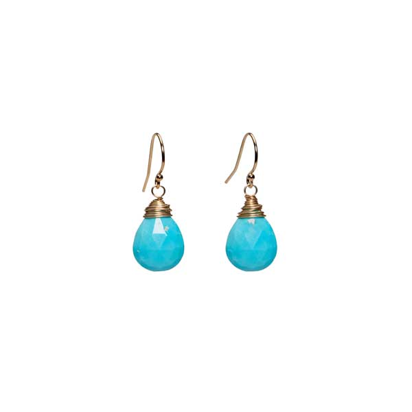 Simple Drops - Sleeping Beauty Turquoise