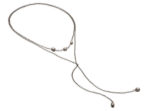 Diamond Chain Lariat