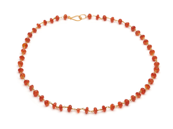 Point Reyes Necklace - Carnelian