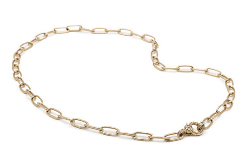 Madison Avenue Necklace - 14k Gold
