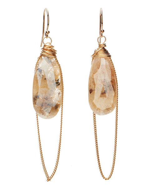 Lucky Chic - Rudilated Quartz