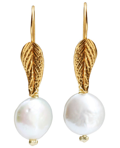 Lafayette Earrings - Freshwater Pearl