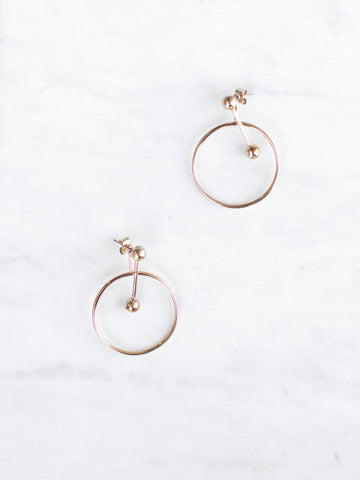 Elaine Gold, Earring - WMWATCHME