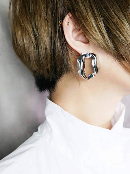 Link Silver, Earring - WMWATCHME