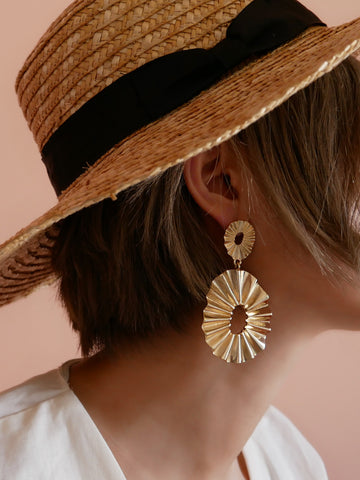 Claire Gold, Earring - WMWATCHME