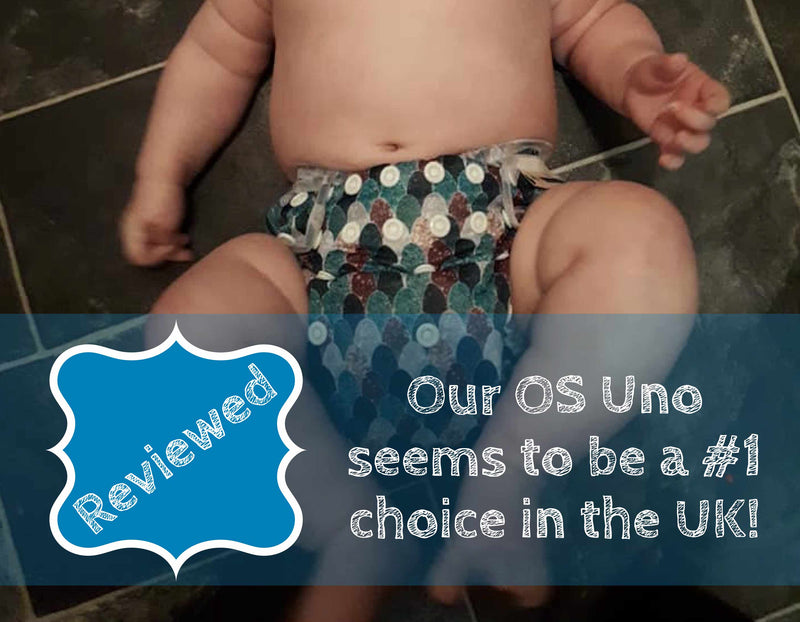 One Size Uno Review: Not all Nappies are Born Equal.