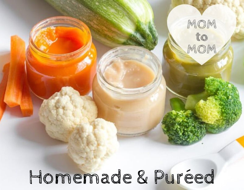 Homemade & Pureed